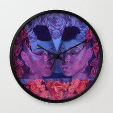 Tree G Wall Clock
