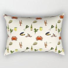 Summer Kitchen Rectangular Pillow