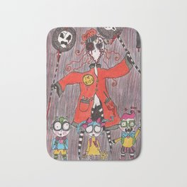 Back to Ghoul on Lollipop Lane Bath Mat
