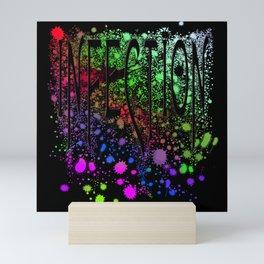 Infection Mini Art Print