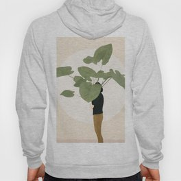 Too Litle for this Pot Hoody
