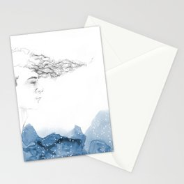 His seacret Stationery Cards