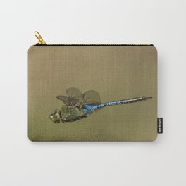Dragonfly Fly-by Carry-All Pouch