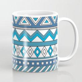 Pattern's of Calm line Coffee Mug