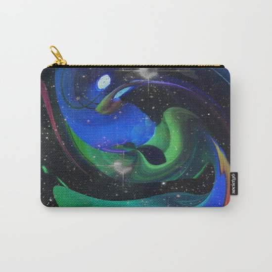 A Space Ray Carry-All Pouch
