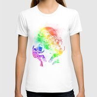 disco T-shirts featuring Space Disco by Jonah Makes Artstuff