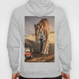 NATURE Pop Art Hoody