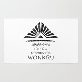 Join the Wonkru Rug