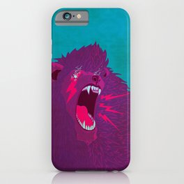 Voice of Thunder iPhone Case