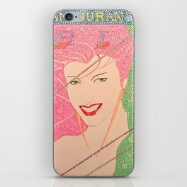 Rio by Duran Duran (Pop Art Collection) iPhone Skin