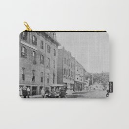 Downtown Ticonderoga Panorama circa 1913 Carry-All Pouch