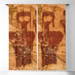 ANCIENT ALIENS Blackout Curtain