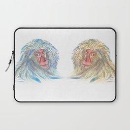 Macaco blues Laptop Sleeve