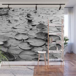 Lily Pads Wall Mural