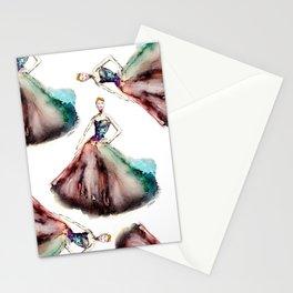 Prima Ballerina Stationery Cards