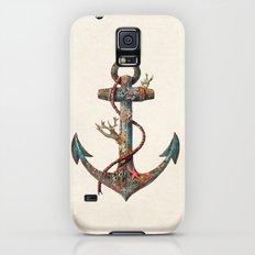 Lost at Sea - colour option Galaxy S5 Slim Case