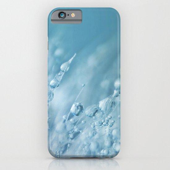 Blue Drops iPhone & iPod Case