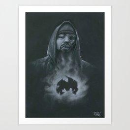 TICAL Art Print