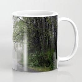 the empty road Coffee Mug