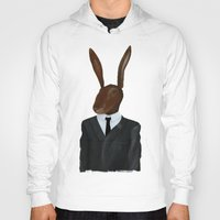 lawyer Hoodies featuring David Lynch | Rabbit by FAMOUS WHEN DEAD
