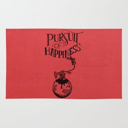 Pursuit Of Happiness Rug