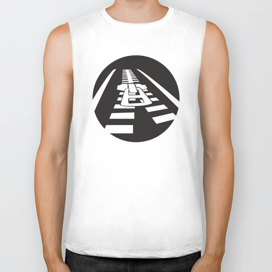 Zip The Road Biker Tank