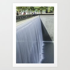 National September 11 Memorial Art Print