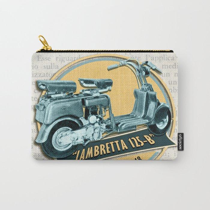 LAMBRETTA 125 B Carry-All Pouch