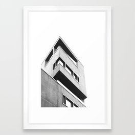 right Framed Art Print