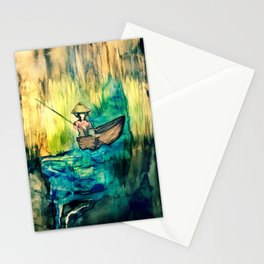 Tales on the Mekong Delta Stationery Cards