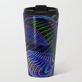 Glass Ball lights Travel Mug