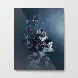 Day To Night Metal Print
