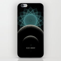 BLUE DWARF iPhone & iPod Skin