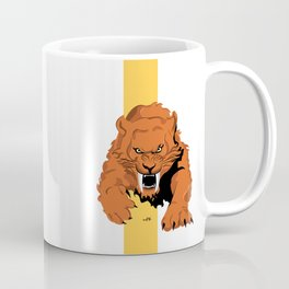 Saber Tooth Coffee Mug