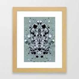 WinterWalk Framed Art Print