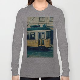 Yellow Tram Long Sleeve T-shirt