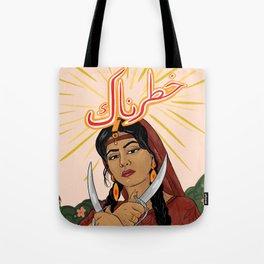 Khatarnaak Tote Bag