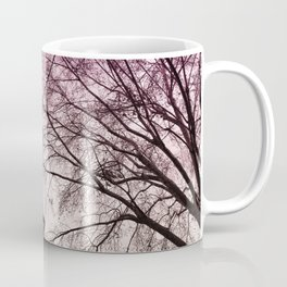 Eiffel Tower Paris in pink Coffee Mug