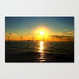 WindTurbine Canvas Print