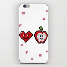 LOVE APPLE iPhone & iPod Skin