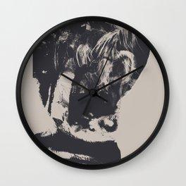 fucked, totally Wall Clock