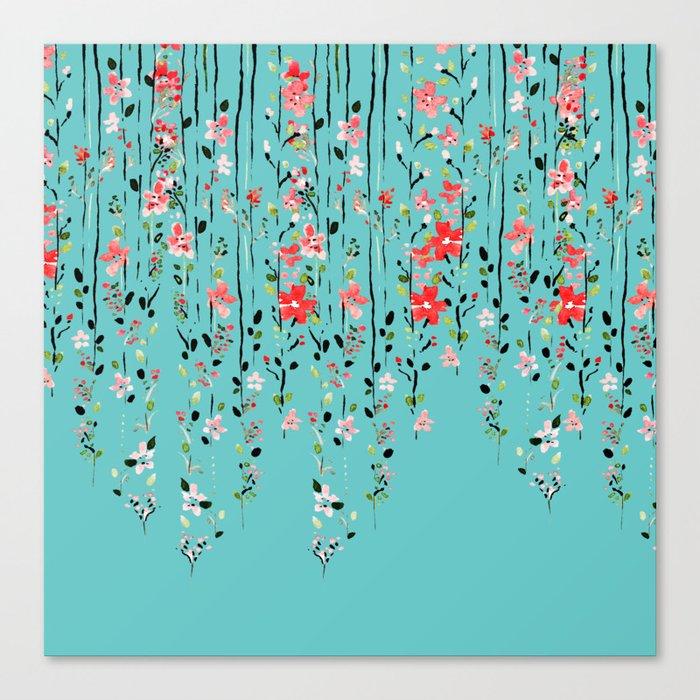 Floral Dilemma #society6 #decor #buyart Canvas Print