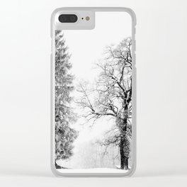The Odd Couple Clear iPhone Case