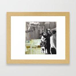 spaces1 Framed Art Print