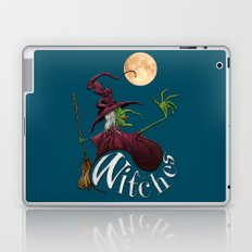 Witches Laptop & iPad Skin