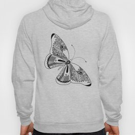 butterfly graphics Hoody