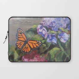 Sea Monarch Laptop Sleeve