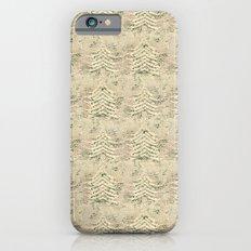 Siskiyou Trees Knit iPhone 6s Slim Case