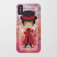subaru iPhone & iPod Cases featuring Chibi Subaru Sumeragi by Neo Crystal Tokyo