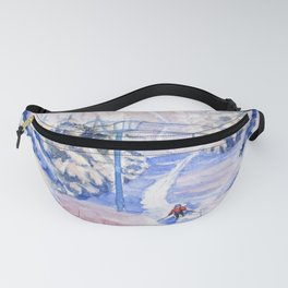 Winter Fun Fanny Pack